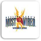Healthcare's Most Wired Winner, 2008