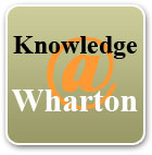 Knowledge at Wharton News