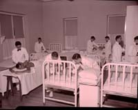 Pennsylvania Hospital History: Historical Collections - Schools of