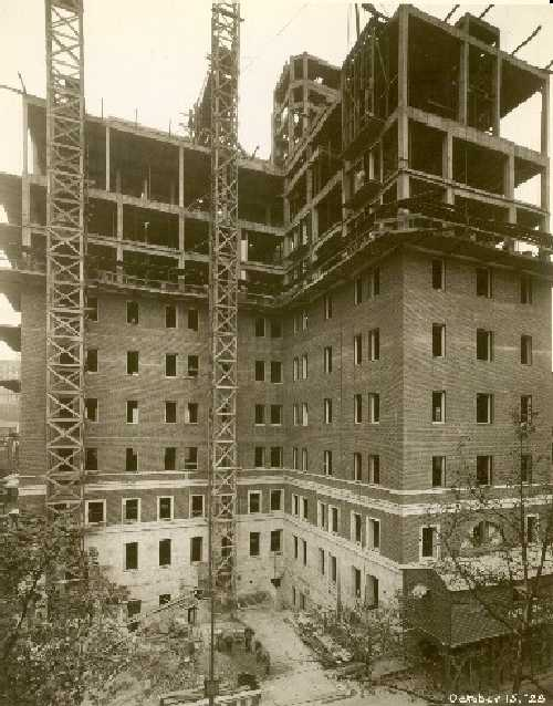 Pennsylvania Hospital History: Historical Image Gallery - Spruce