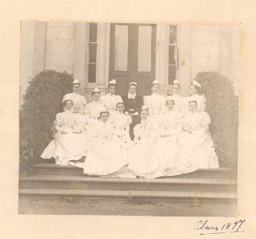 Pennsylvania Hospital History: Historical Image Gallery